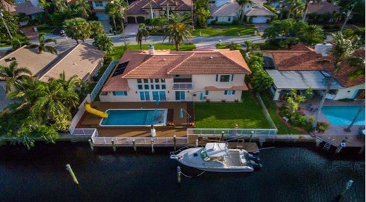 953 Hyacinth Drive Delray Beach, FL - Tropical Isles